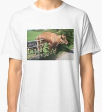 Cow and Gate. Classic T-Shirt