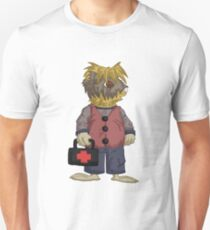 the guinea pig murders 5: the victim... or the murderer? Unisex T-Shirt