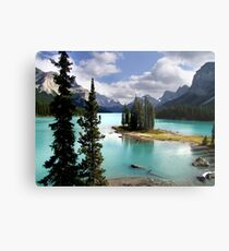 A Canadian Icon Metal Print