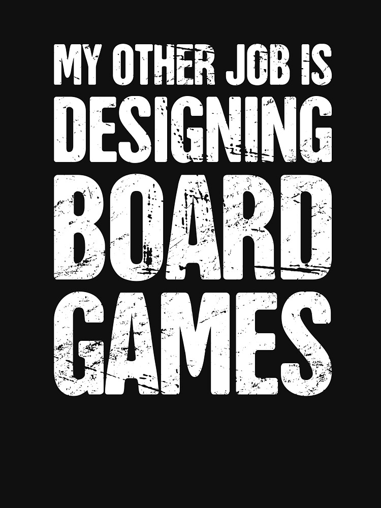 Funny Board Game / Boardgame Designer by EMDdesign