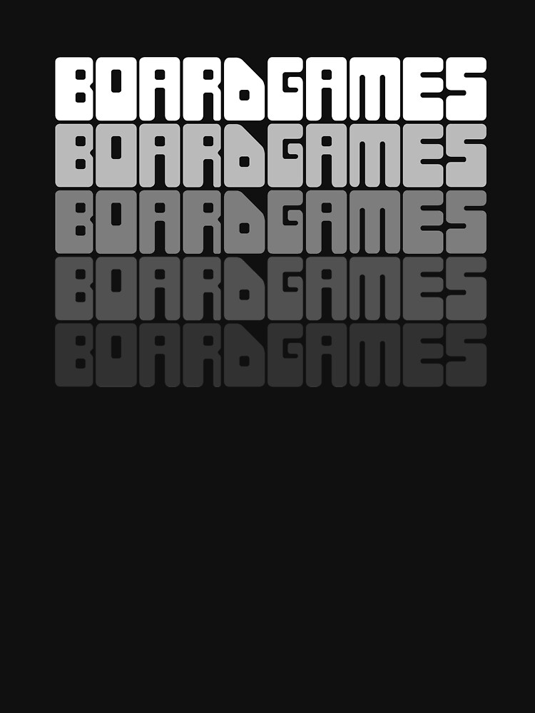 Retro Boardgame / Board Game Designer by EMDdesign