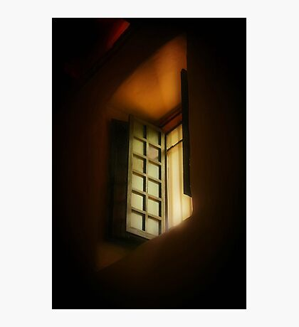 Light in the Sanctuary Photographic Print