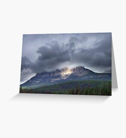 Spotlight Greeting Card
