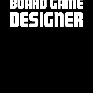 Boardgame / Board Game Designer by EMDdesign