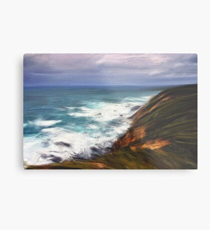 Devouring the Land Metal Print