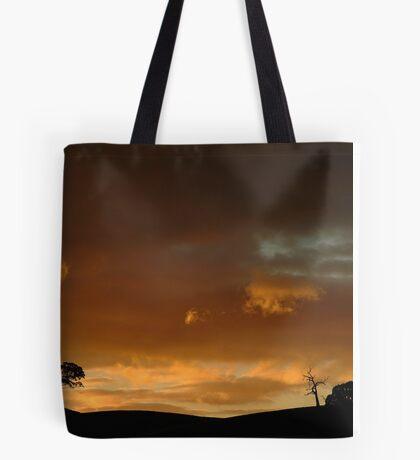 Pyrenees Sunset Tote Bag