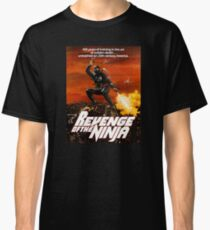 Ninja 1 (Revenge of the Ninja) Classic T-Shirt