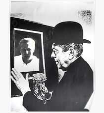 Magritte and Me Again. Poster