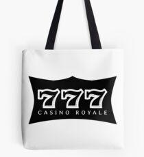 777 - CASINO ROYALE (b) Tote Bag