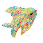 Bird of Paradise by Karin Taylor