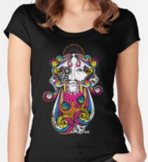 Personal Jesus Women's Fitted Scoop T-Shirt