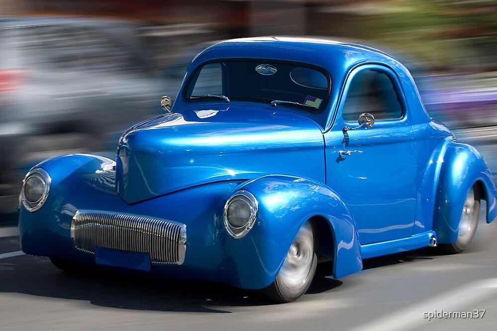 Classic Street Car - Australia by Anthony Wilson