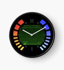 Health Clock Clock