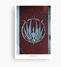 PHOENIX [Battlestar Galactica] Canvas Print