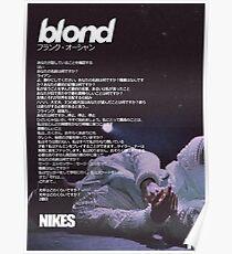 blond ocean  Poster