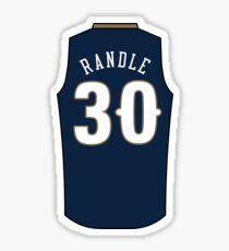 reputable site 88536 3f8ec Julius Randle Stickers | Redbubble