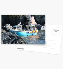 catch of the  day Postcards