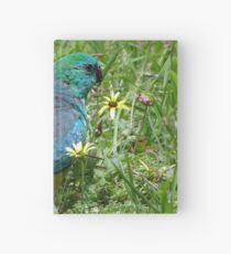Red-rumped Parrot Hardcover Journal