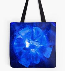Ice Ice Bubble Glass Tote Bag