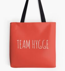 Team Hygge Tote Bag