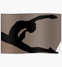 Photography Yoga salutation Poster