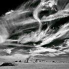 1874 Dancing clouds by Hans Kawitzki