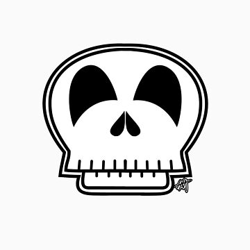 Skull - solo by Hellz