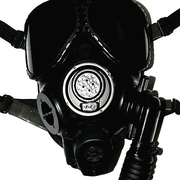 M-40 GAS MASK by Deadscan