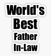 Father In Law Stickers Redbubble
