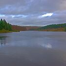 Cod Beck Reservoir by Trevor Kersley