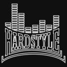 Hardstyle T-Shirt - WhiteLine by Coreper
