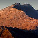 Sunrise over Y Lliwedd by Rory Trappe