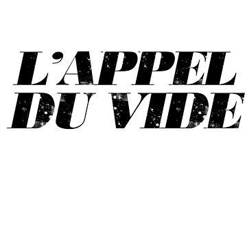 L'appel Du Vide - The Call of the Void by GnomeEnthusiast