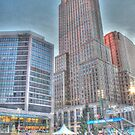 Carew Tower in Downtown Cincinnati by Jeremy Lankford