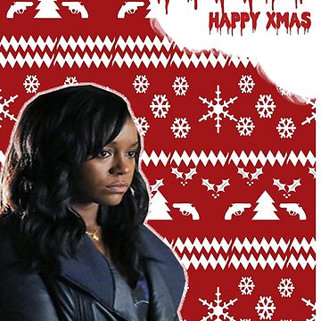 HTGAWM - Bloody good Christmas [Michaela] by thescudders