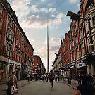 Spire Of Dublin by Elisecv
