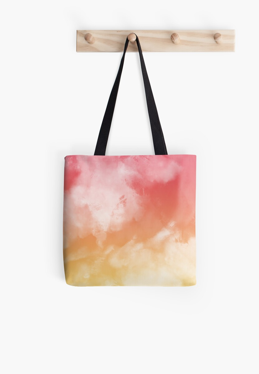 Sunset Watercolor (red/orange) by designminds