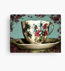 Have a Nice Cup of... Canvas Print
