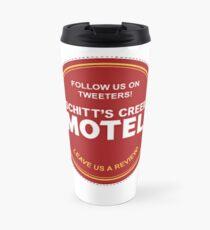 Schitts Creek Find Us On Tweeters Coaster  Travel Mug