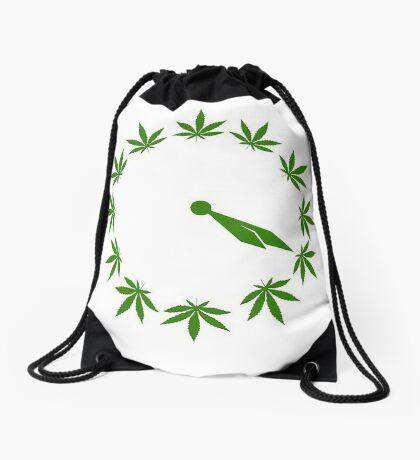IT's 4:20 SOMEWHERE Drawstring Bag