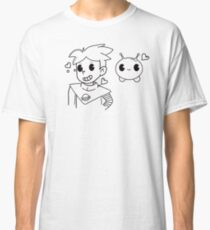 Final Space Old Cartoon Style Classic T-Shirt