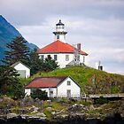 Eldred Rock Lighthouse by Yukondick