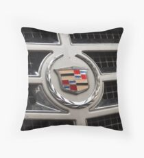 Points of Authority Throw Pillow
