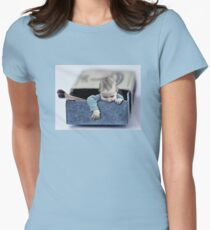 A Perfect Match Women's Fitted T-Shirt