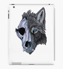 Frost-Ghul-Hund iPad-Hülle & Skin