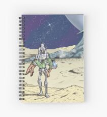 Steel Rescue Spiral Notebook