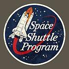 Space Shuttle Programm Emblem von Lidra