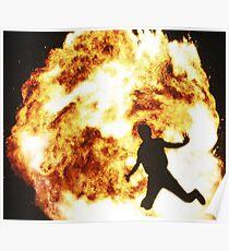 Metro Boomin - Nicht alle Helden tragen Umhänge Poster