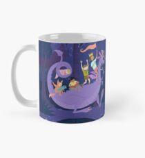 Nighttime Dragon Ride Mug