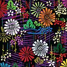 Abstract flowers. by andy551